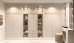 Fitted Wardrobe Design